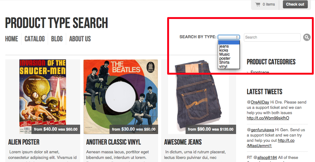 product-type-search