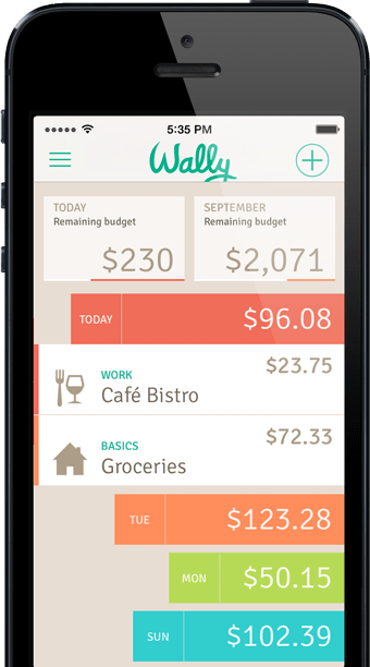 wally mobile app
