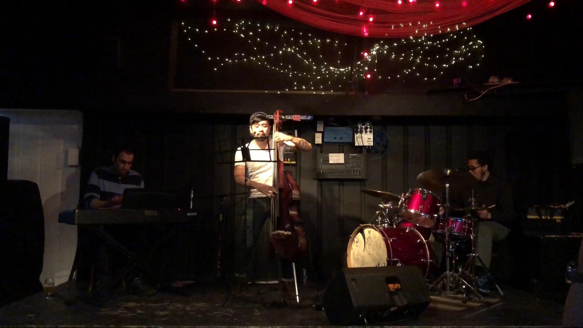 jazz show at Bar Entre Nous, Montreal